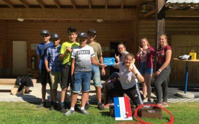 Pétanque-Projekt 2. Oberstufe
