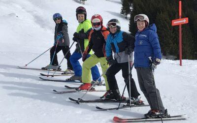 Schneesporttag PS Unterschächen